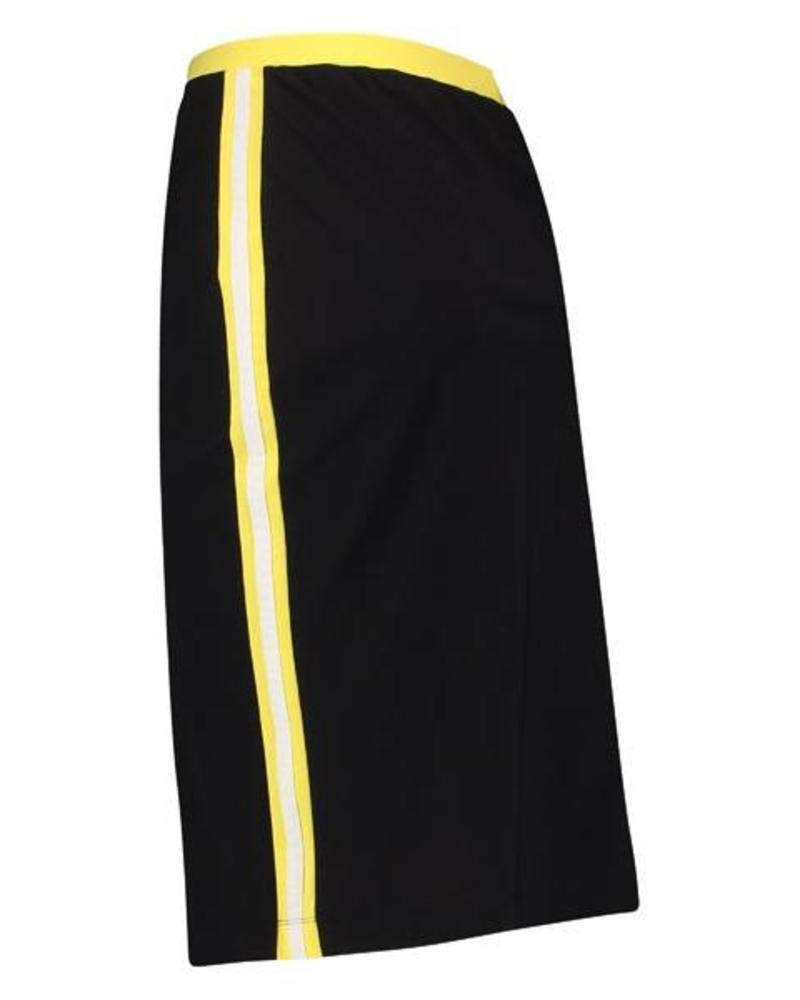 PlusBasics Skirt  Dynamics 3-D black
