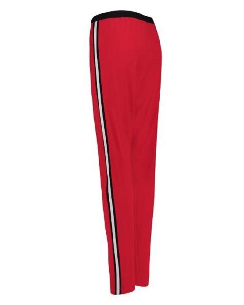 PlusBasics Pants slim red Dynamics 5-D