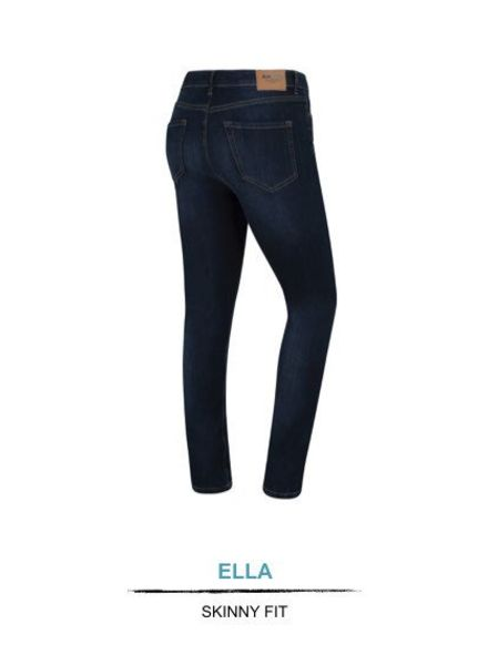 Daisy br blue  slimfit jeans