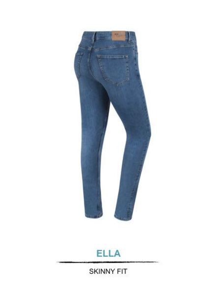 Blue Frog Jeans Ella light blue skinny