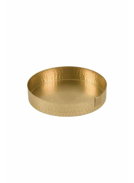 Zusss schaal metaal 15 cm