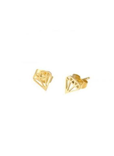 earstuds goud