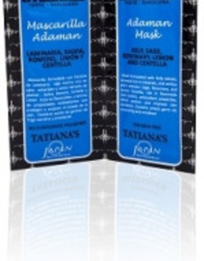 Utsukusy Adaman kelp, rosemary and sage facial mask