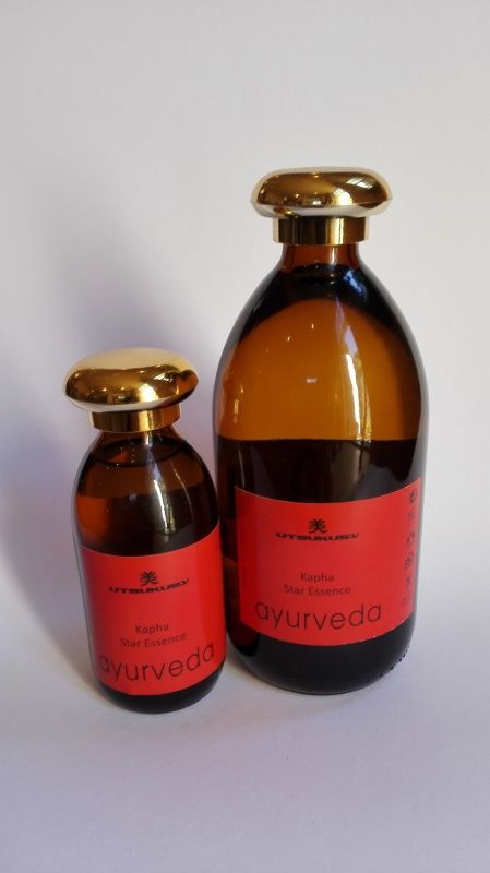 Utsukusy Ayurvedische Kapha olie
