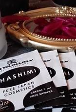 Utsukusy Sample sachets Shashimi cream 5x2ml