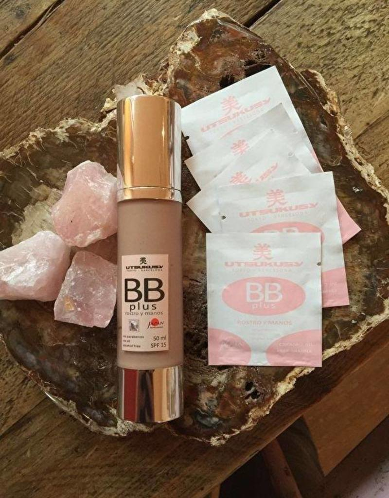 Utsukusy Sample sachets BB Plus cream 5x2ml