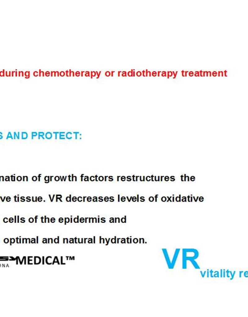 Utsukusy Vitality Restore creme voor tijdens chemotherapie en bestraling