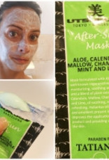 Utsukusy After sun facial mask with aloë vera
