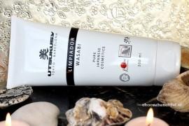Utsukusy Wasabi facial cleansing cream, tube 200ml