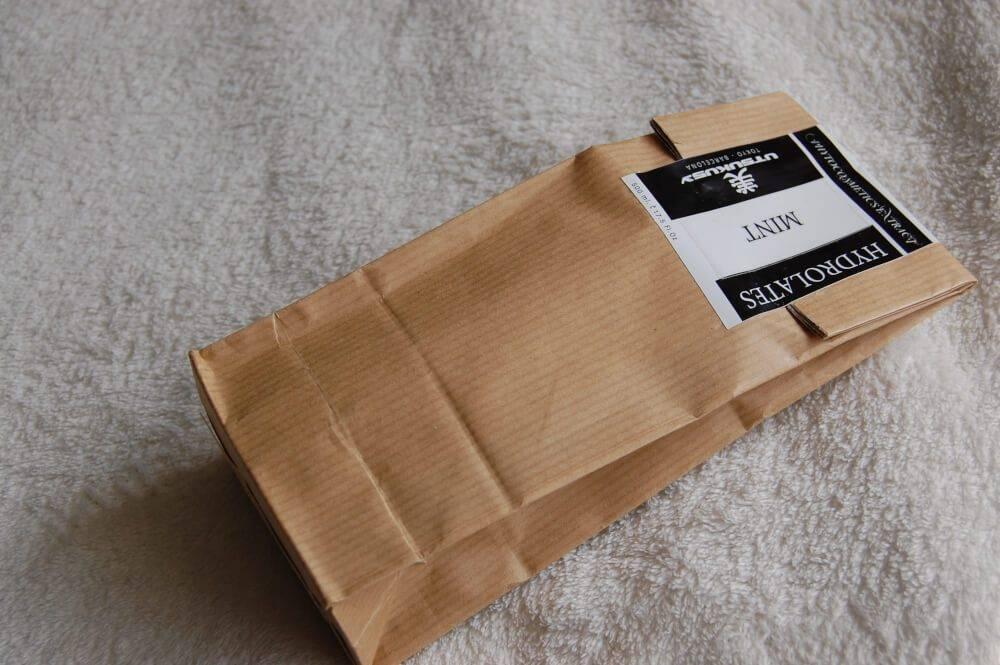 Utsukusy Mint hydrolate toner lotion