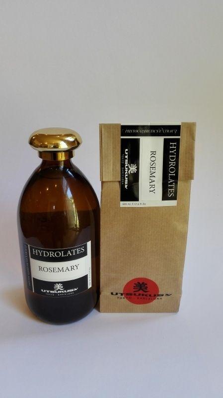 Utsukusy Rosemary hydrolate toner lotion