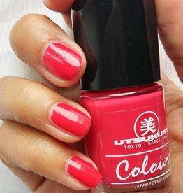 Utsukusy Pink nail polish