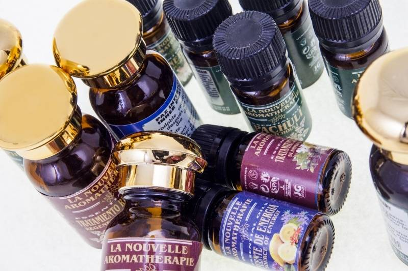 Utsukusy Rosemary essential oil 6ml