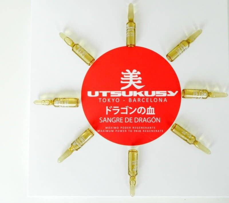 Dragon Blood beauty box