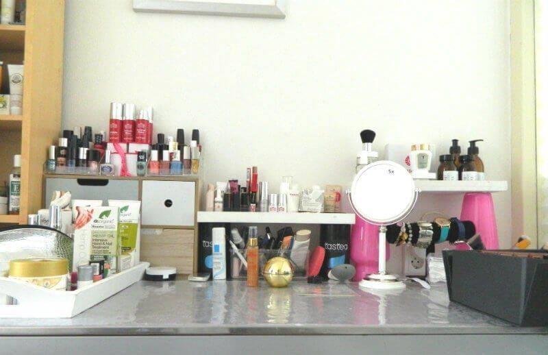 KeeK op de WeeK 17- Een KeeKje in mijn Stash : Make-up en Huidverzorging