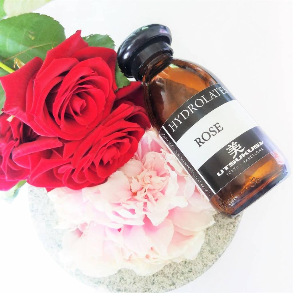 Utsukusy Rose Hydrolaat, vitamine water voor de huid