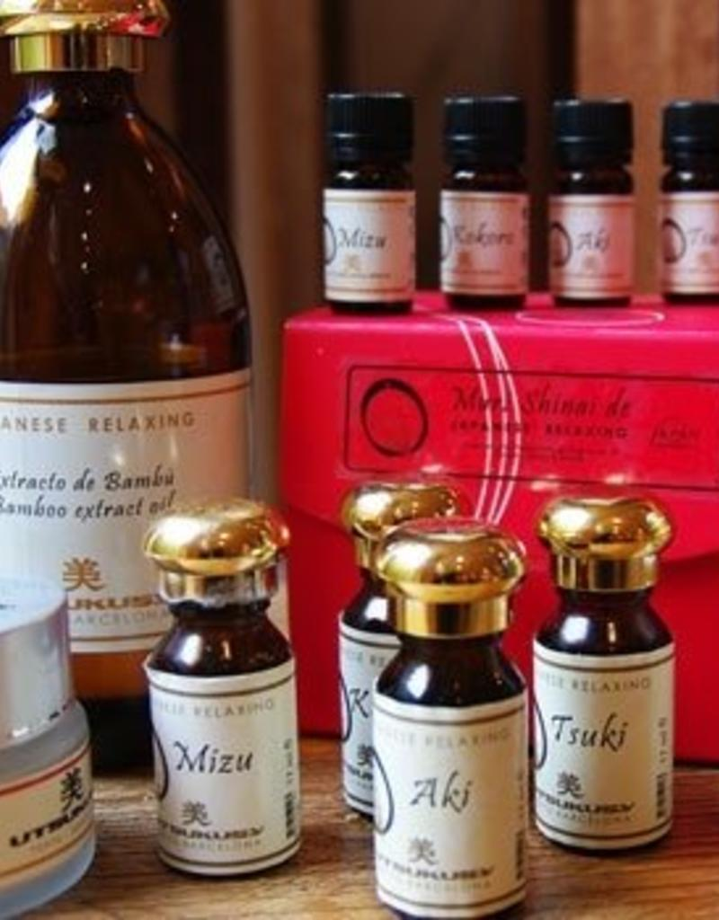 Utsukusy Parfum olie 6ml van het rijstritueel