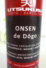 Utsukusy Onsen de Dogo thermal water