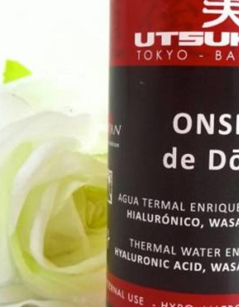 Utsukusy Onsen de Dogo thermal water
