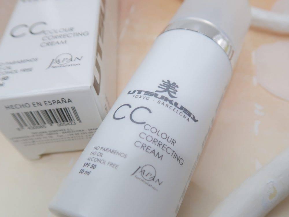 Een CC cream met benefits | Utsukusy