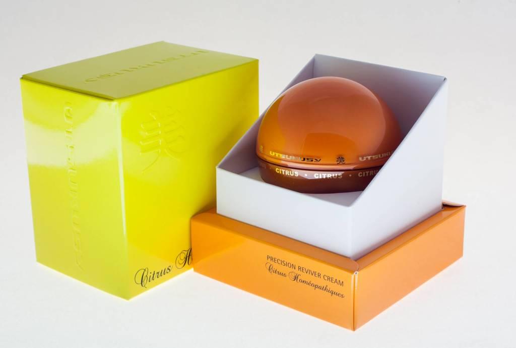Utsukusy Citrus Homeopatique Precision Reviver cream