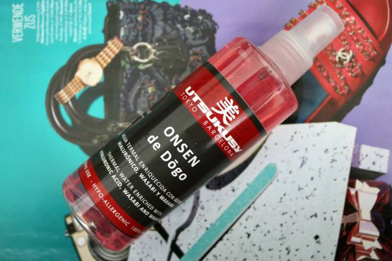 Review: Utsukusy Onsen de Dogo thermaal water spray