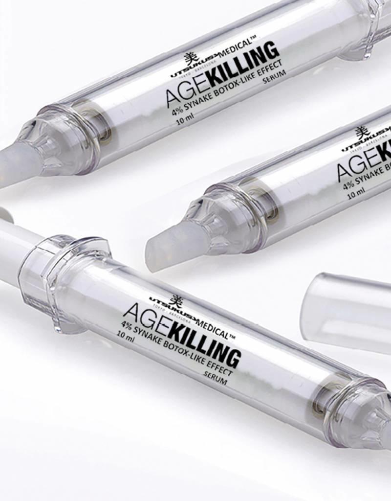 Utsukusy Age Killing serum box