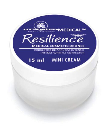 Utsukusy Resilience mini size limited edition creme 15ml