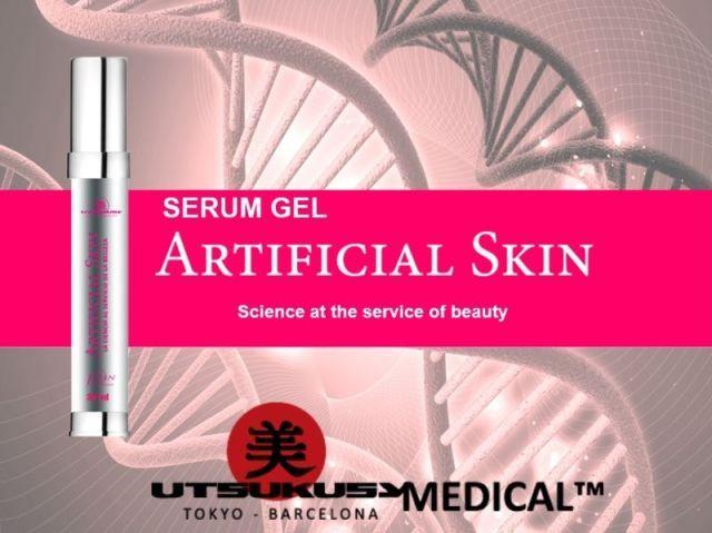 Utsukusy Artificial Skin mini size serum 15ml