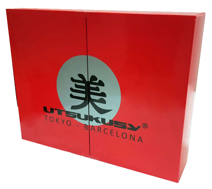 Utsukusy Limited edition feestdagen beauty box