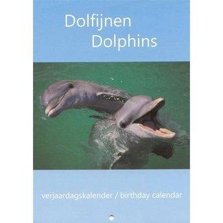 Comello Dolfijnen Verjaardagskalender