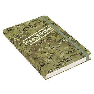 Peter Pauper Camouflage Notitieboek mid-size (A5)