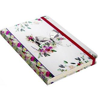 Comello Butterfly Meadow Notitieboek mid-size (A5)