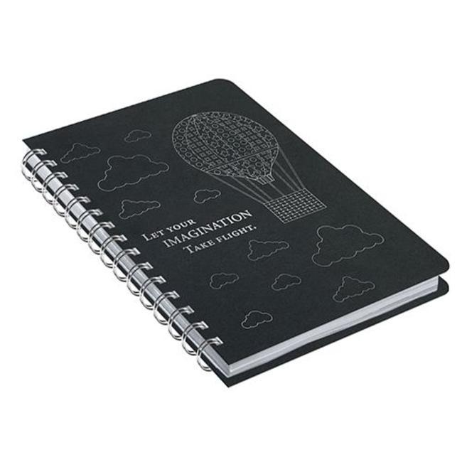 Comello Take Flight Black Rock Notitieboek