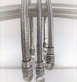 Metalen handmade armband