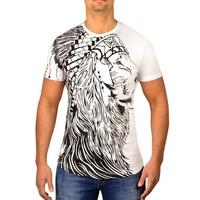 JEANROIS CHIEF LION - WIT