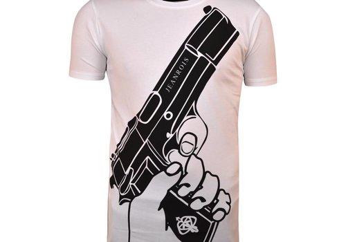 JEANROIS JEANROIS GUN - WIT