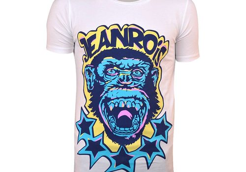 JEANROIS JEANROIS CHIMP - WIT