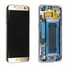 Samsung Galaxy S7 Edge Scherm Origineel Goud
