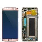 Samsung Galaxy S7  Scherm Origineel Roze / Goud