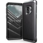 X-Doria Samsung Galaxy S9 Defense Lux cover - zwart leder