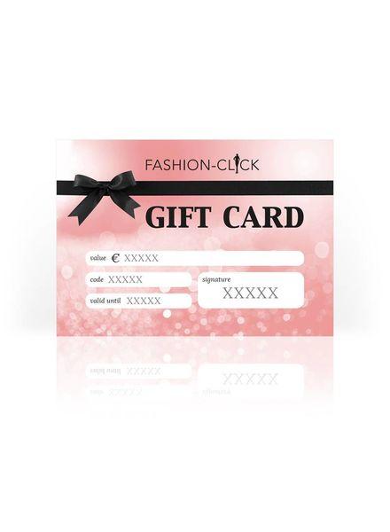 Fashion-Click gift card €50,-