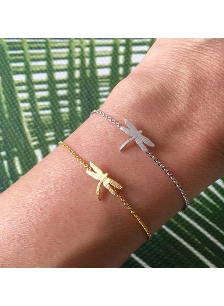 Fashion-Click Armband Libelle