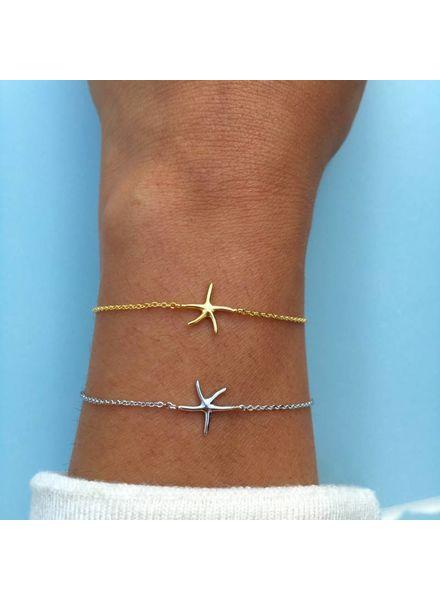 Fashion-Click Armband Zeester