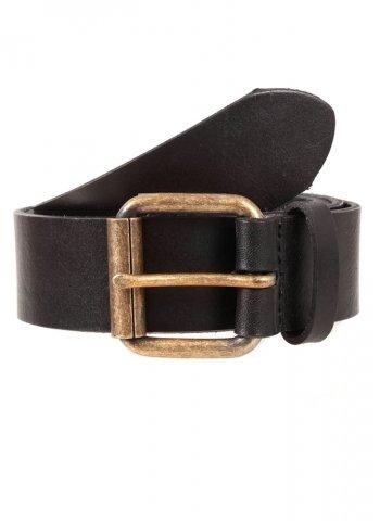 Dents Waxed Belt Brass Buckle