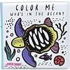 Wee Gallery Bath Book Colour Me Ocean