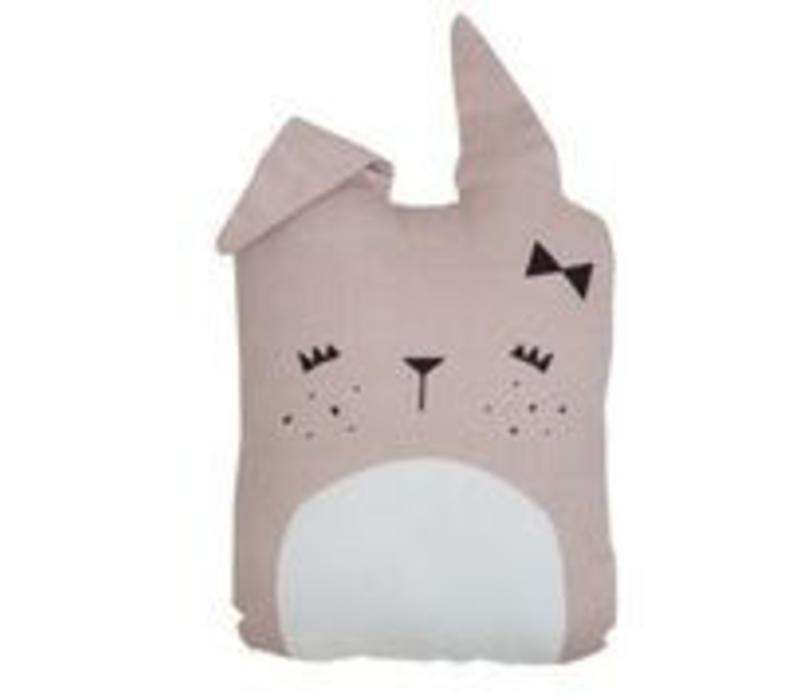 Fabelab Animal kussen Cute Bunny