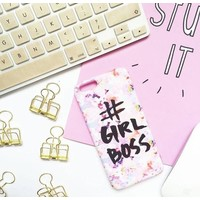 IPHONE COVER GIRL BOSS
