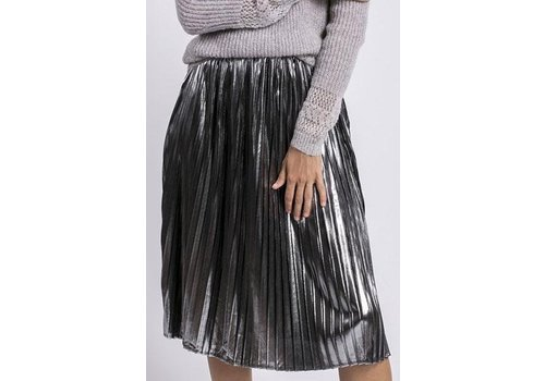 GRACE & MILA QUEST SILVER SKIRT