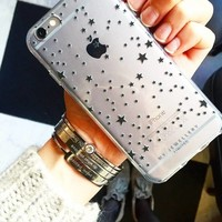 IPHONE STARS HOESJE IPHONE 7